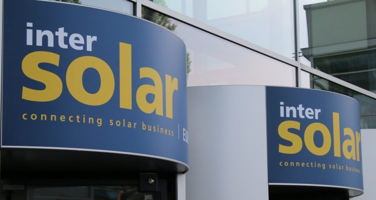 Conozca a Milk the Sun en Intersolar 2018 en Munich