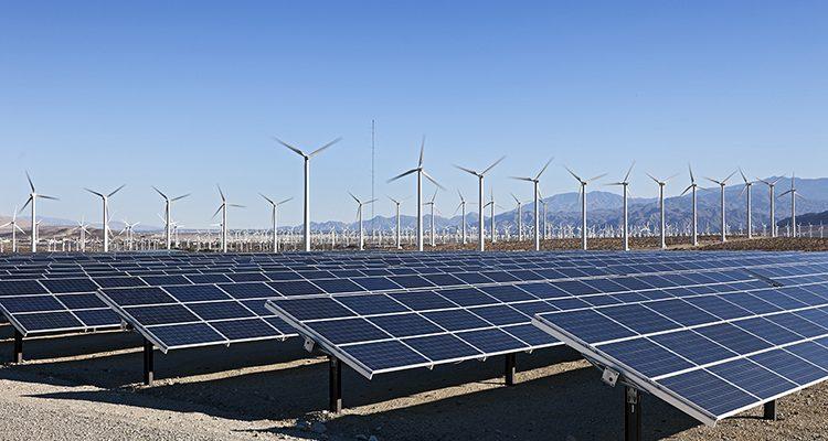 España pretende utilizar solo energías renovables para 2050